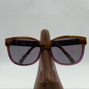 DKNY DY4096 Brown/Purple Oval Sunglasses Frames
